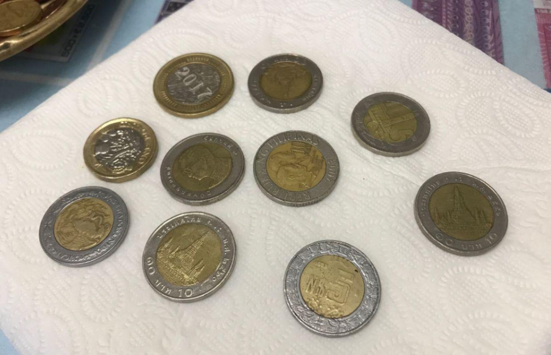 Même Taille, Même Couleur Que Celle De Deux Euros… Méfiez à Fausses Pieces Euros