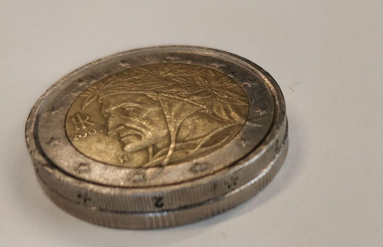 Même Taille, Même Couleur Que Celle De Deux Euros… Méfiez tout Fausses Pieces Euros