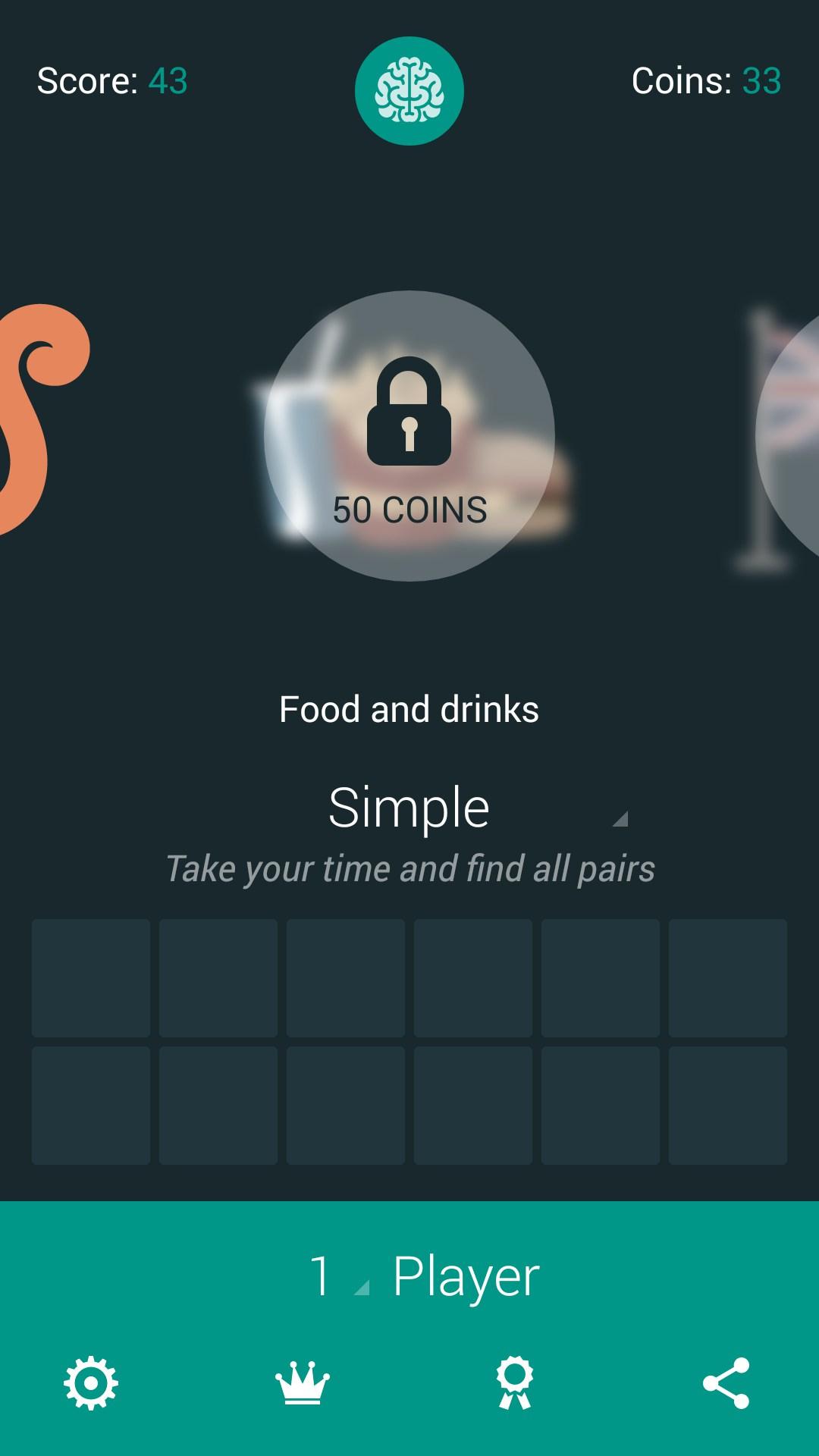 Memory Game – Jeux Pour Android 2018 - Téléchargement dedans Jeux Gratuit De Memoire