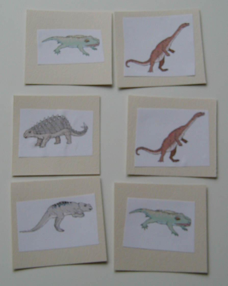 Mémory Sur Les Dinosaures - Jeu De Mémoire - Tête À Modeler destiné Jeux De Memoire Pour Enfant