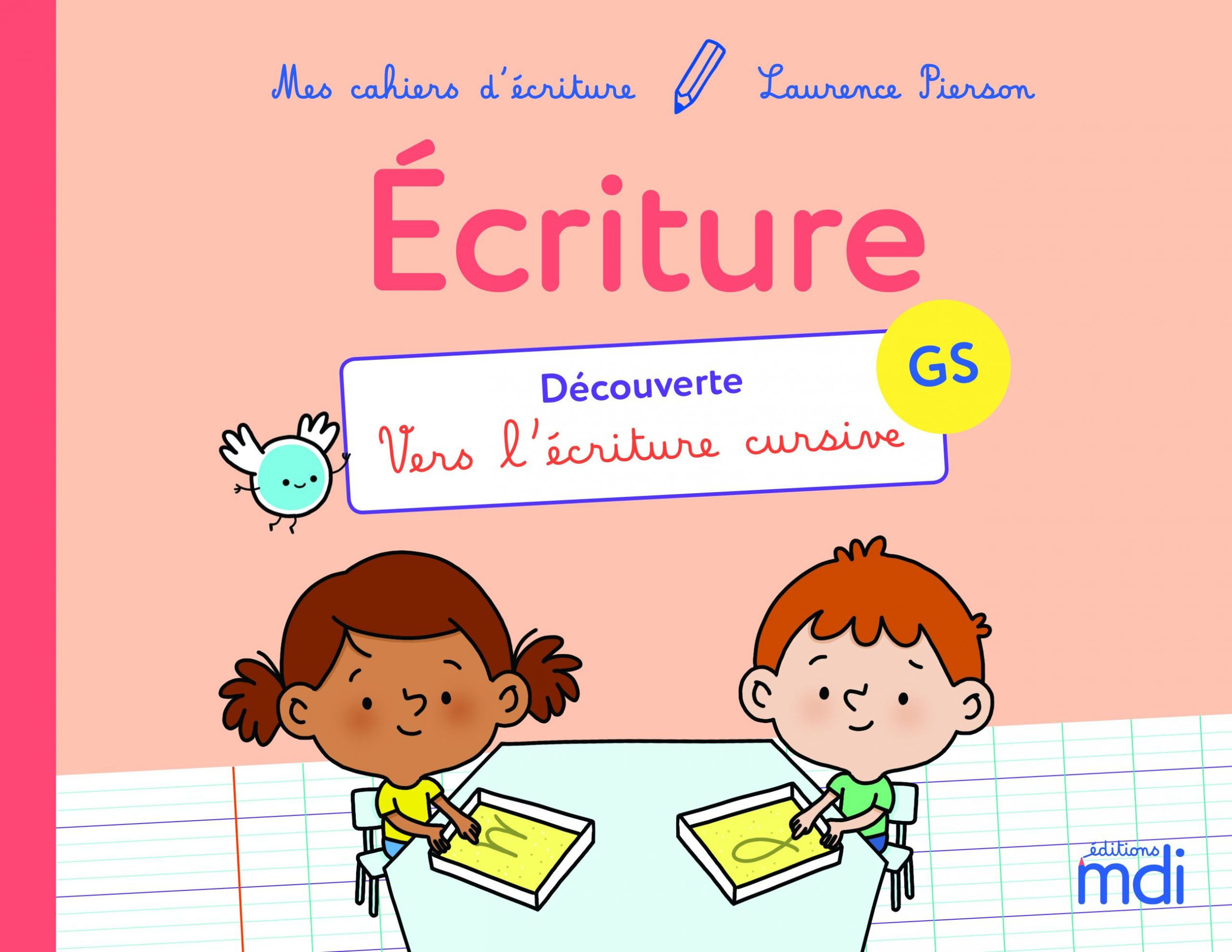 Mes Cahiers D'écriture - La Grande Section tout Apprendre À Écrire Les Lettres Maternelle