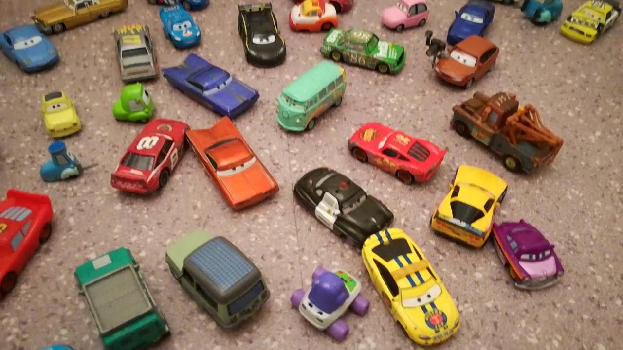 Mes Voiture Cars Préféré #2 + Petit Jeux tout Jeux De Petite Voiture