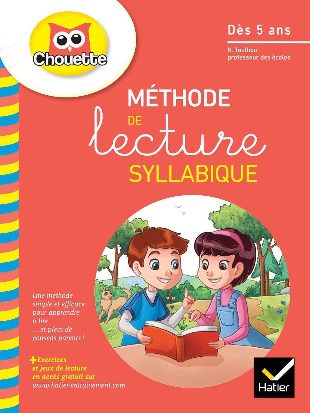 Méthode De Lecture Syllabique Dès 5 Ans (Ebook) | Jeux pour Jeux Enfant 5 Ans Gratuit