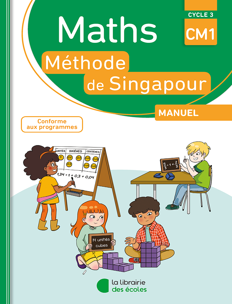 Méthode De Singapour Cm1 - Manuel De L'élève - Édition 2018 - Pratique  Guidée serapportantà Jeu Educatif Ce2 Gratuit