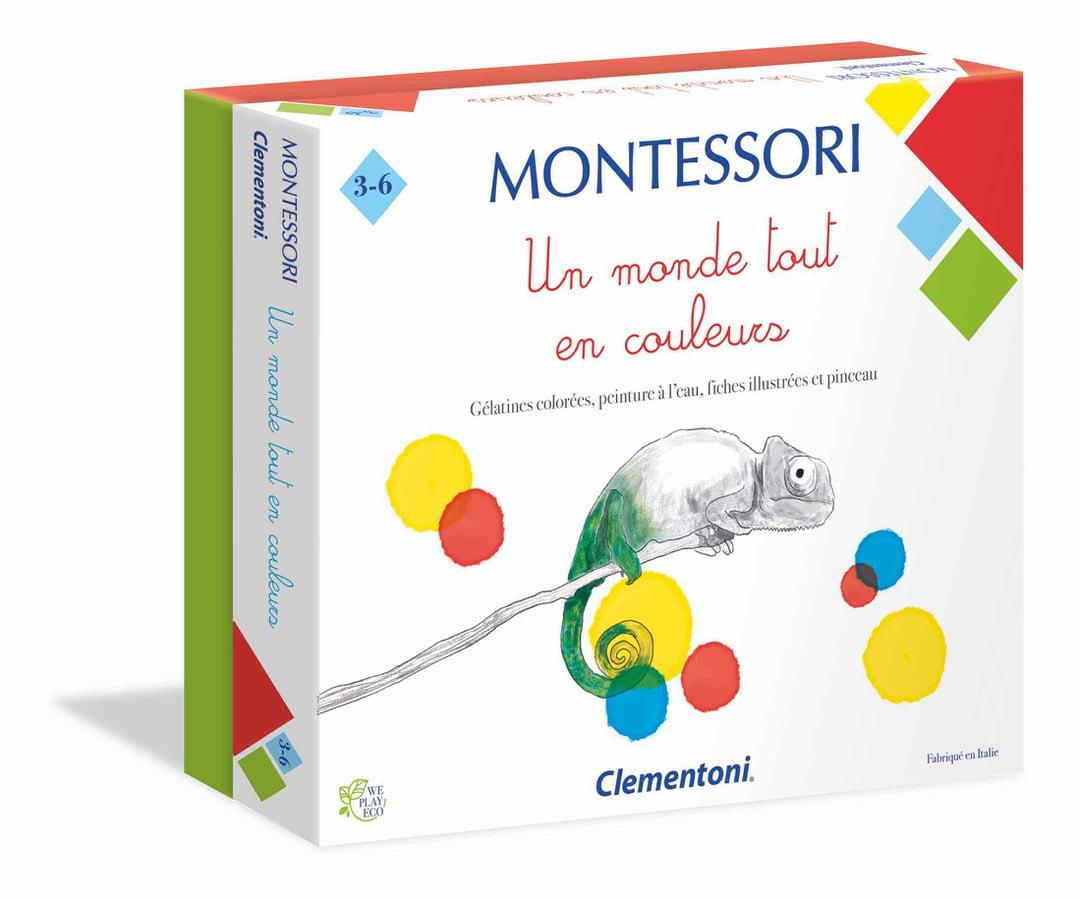 Méthode Montessori : En Quoi Consiste Cette Pédagogie avec Jeux Enfant 3 Ans En Ligne