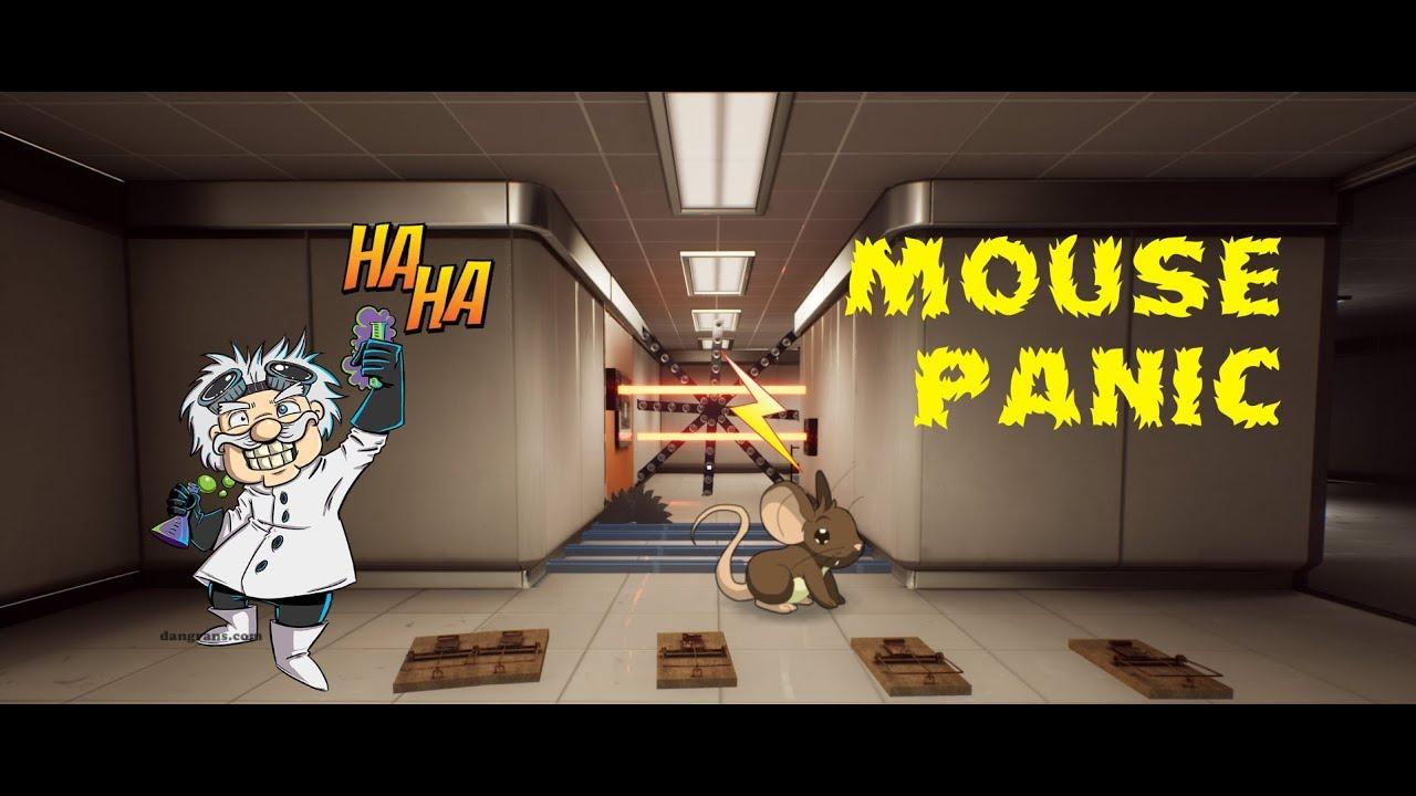 Meurt Petite Souris ! (Mouse Panic) Ft Tiblek pour Jeux De La Petite Souris