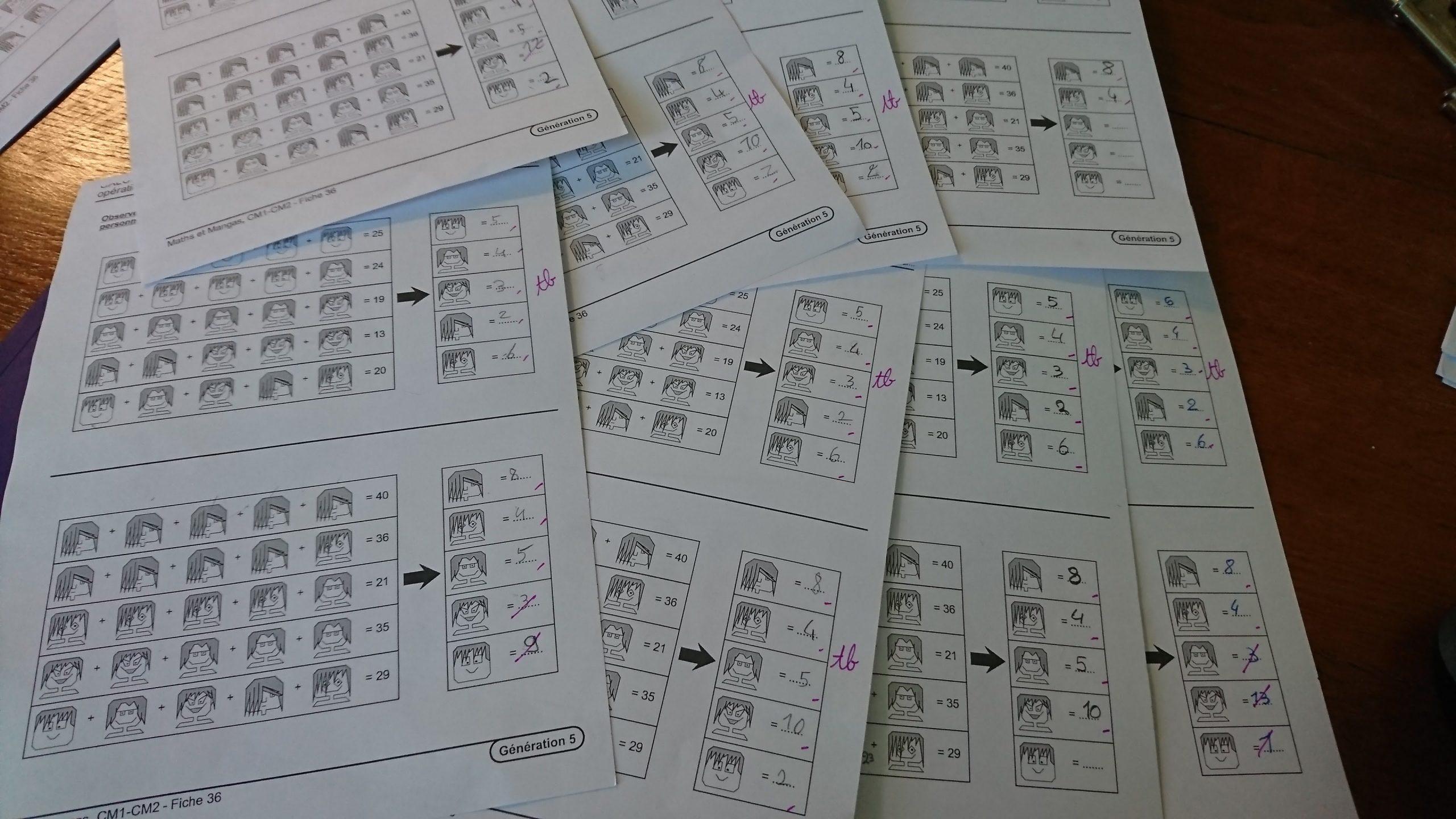 Mhm… Retour D'expérience Après Une Année De Test - Maikresse72 pour Cours Ce2 A Imprimer