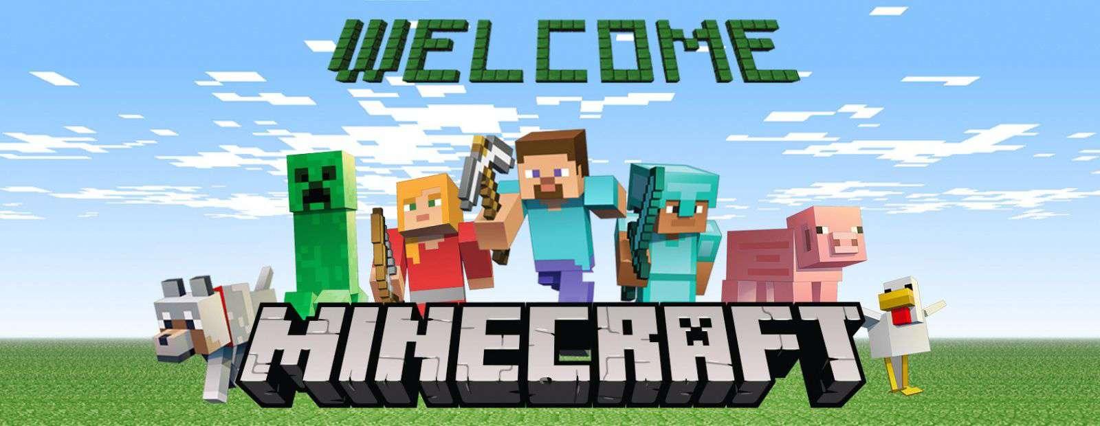 Microsoft S'offre La Licence Jeu Vidéo Minecraft Pour 2,5 à Jeux Video 5 Ans