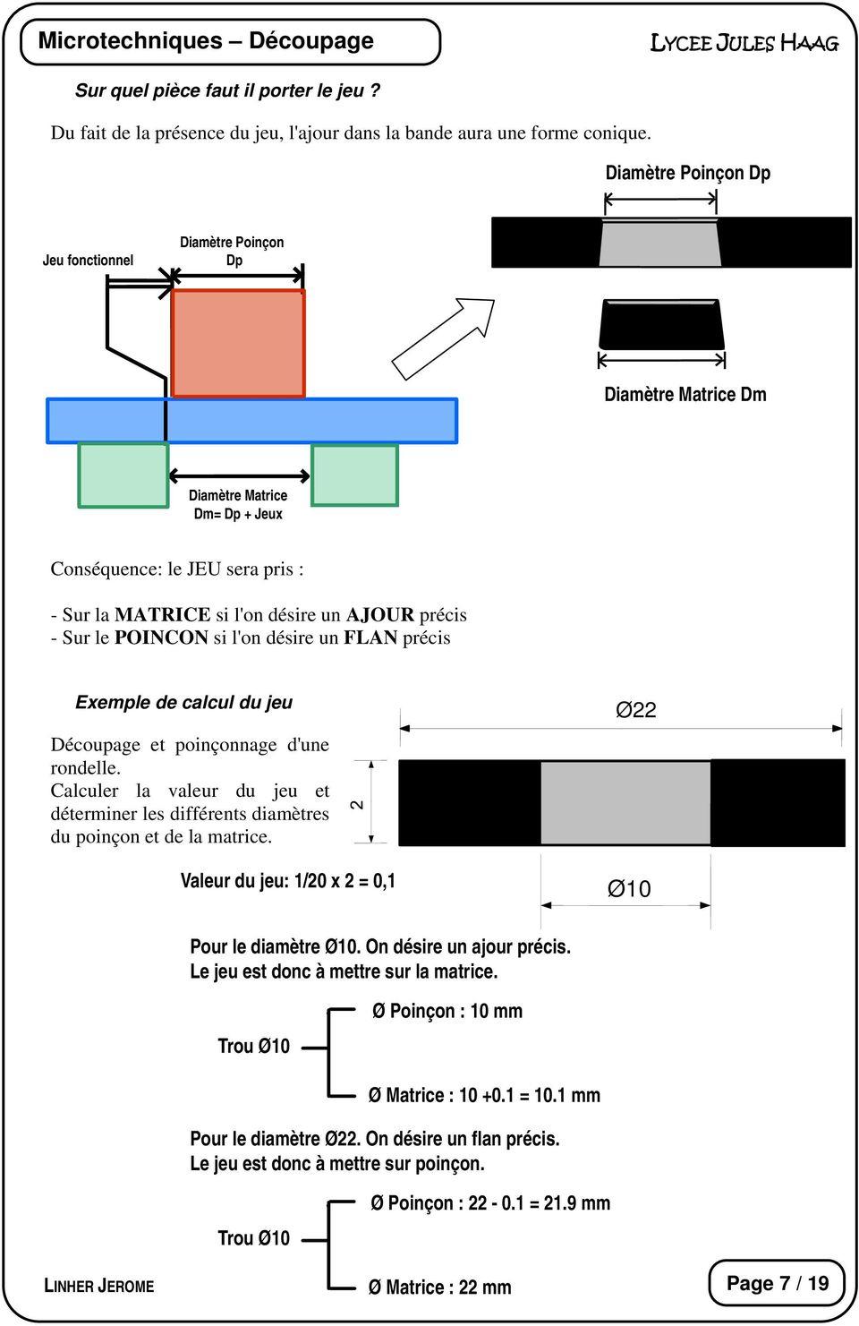 Microtechniques Découpage - Pdf Téléchargement Gratuit concernant Jeux De Découpage
