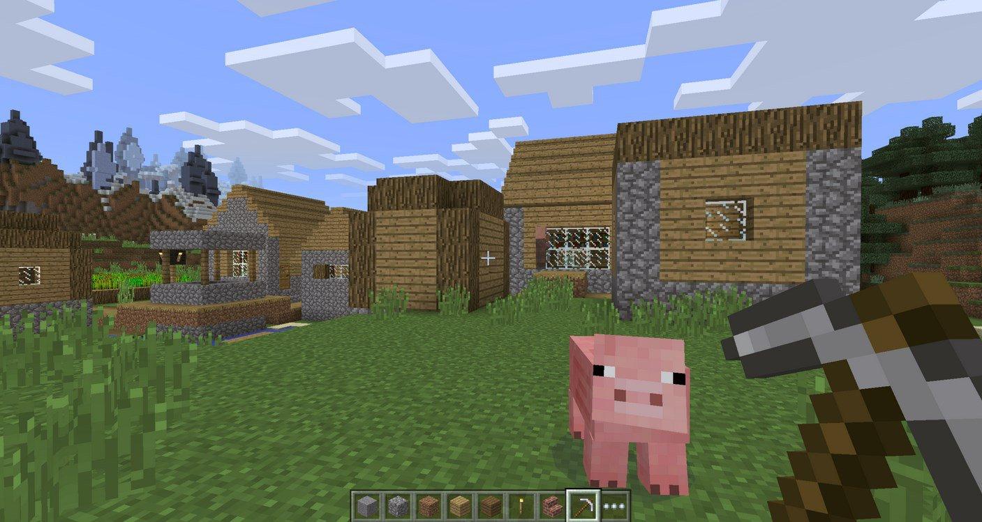Minecraft 1.15.2 - Télécharger Pour Pc Gratuitement concernant Jeux Gratuits À Installer