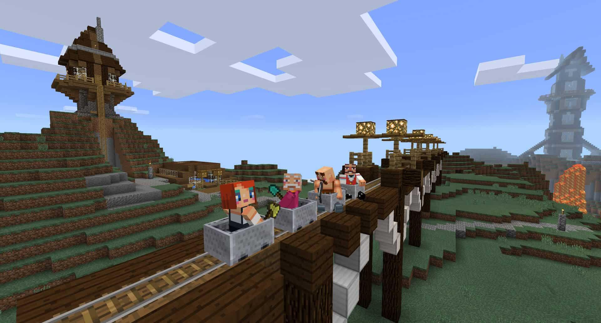Minecraft Pc Jeux Télécharger Gratuit - Jeuxx Gratuit serapportantà Jeux De Piece Gratuit