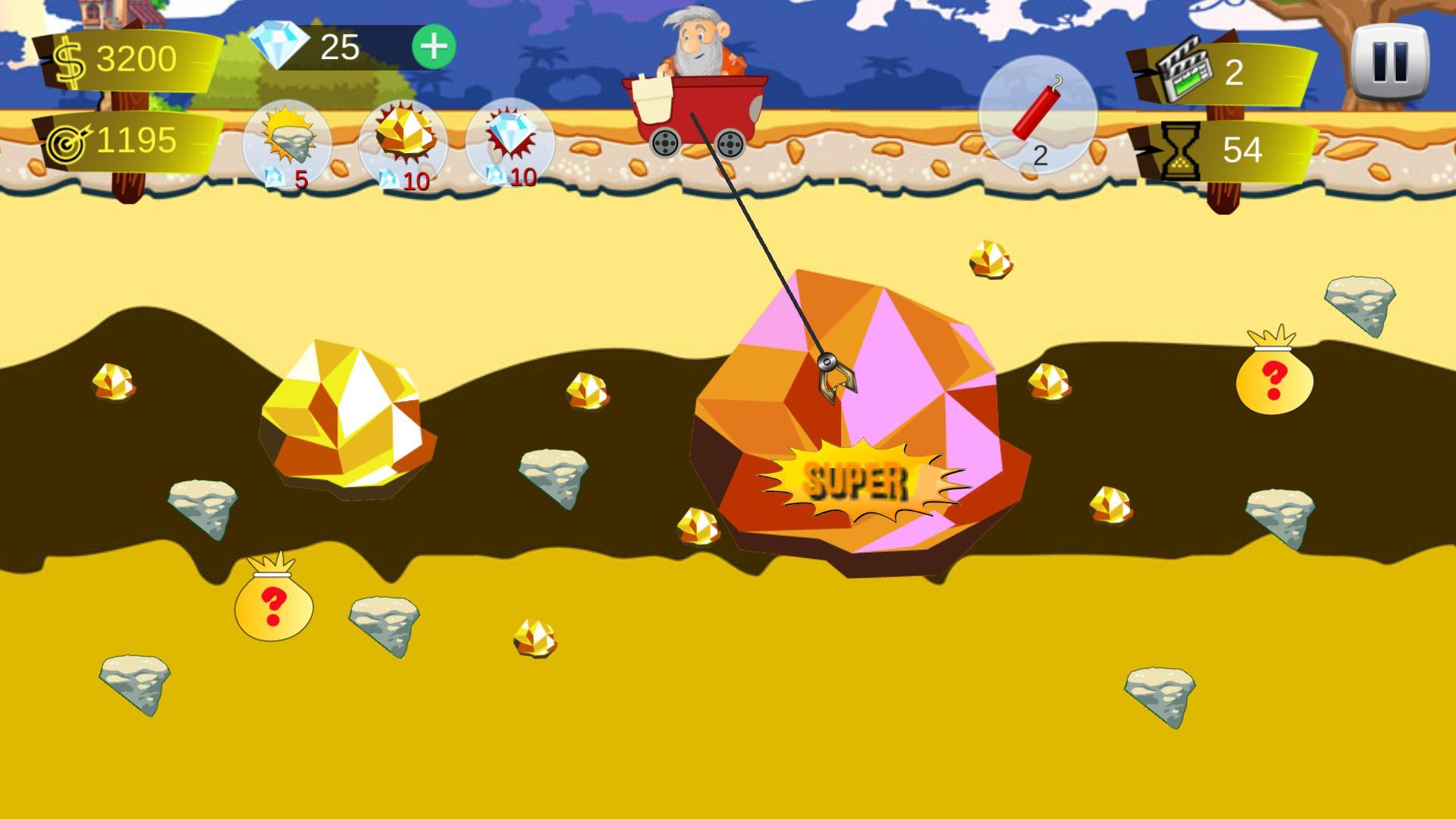 Mineur D'or Vegas Pour Android - Téléchargez L'apk pour Mineur D Or