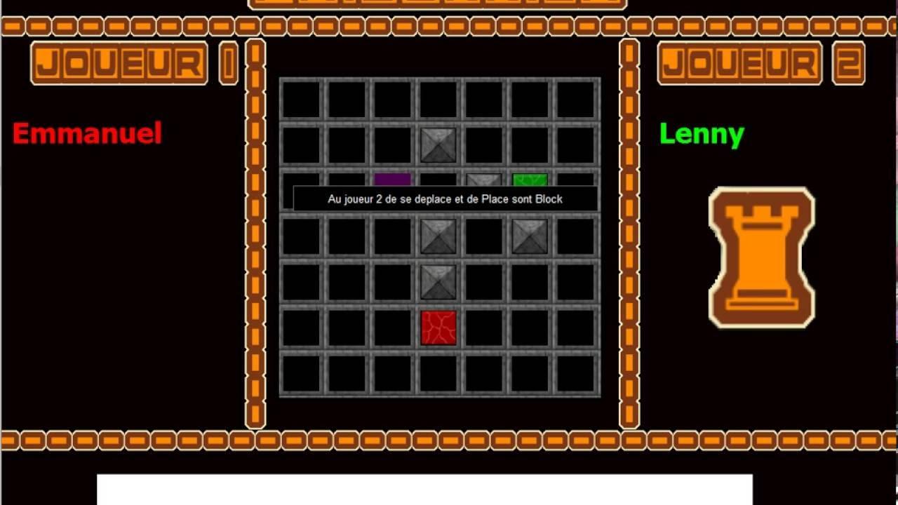 Mini Jeux En Ligne Pour Deux Joueur Prisonnier,conquerant ,tron.ect pour Jeux A Deux En Ligne
