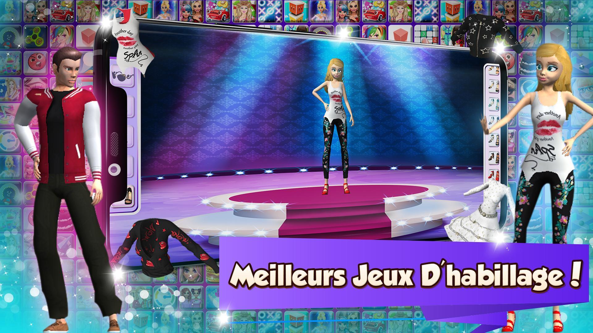 Minobi Jeux Pour Filles - Hors Ligne Gratuit Pour Android encequiconcerne Jeux Gratuits Pour Les Filles