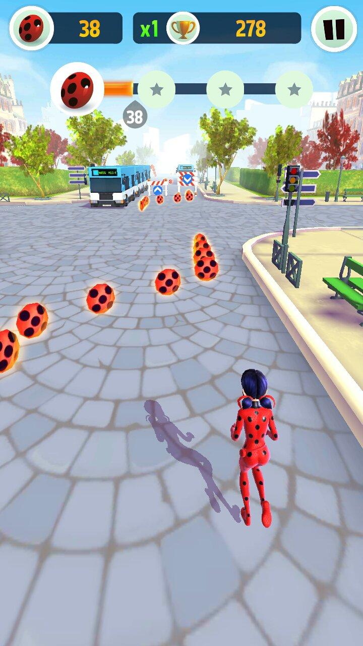 Miraculous Ladybug Et Chat Noir 4.5.80 - Télécharger Pour à Jeux De Parcours Gratuit