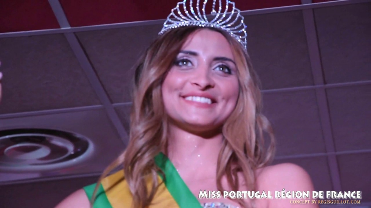 Miss Portugal Région De France 2017 encequiconcerne Region De France 2017