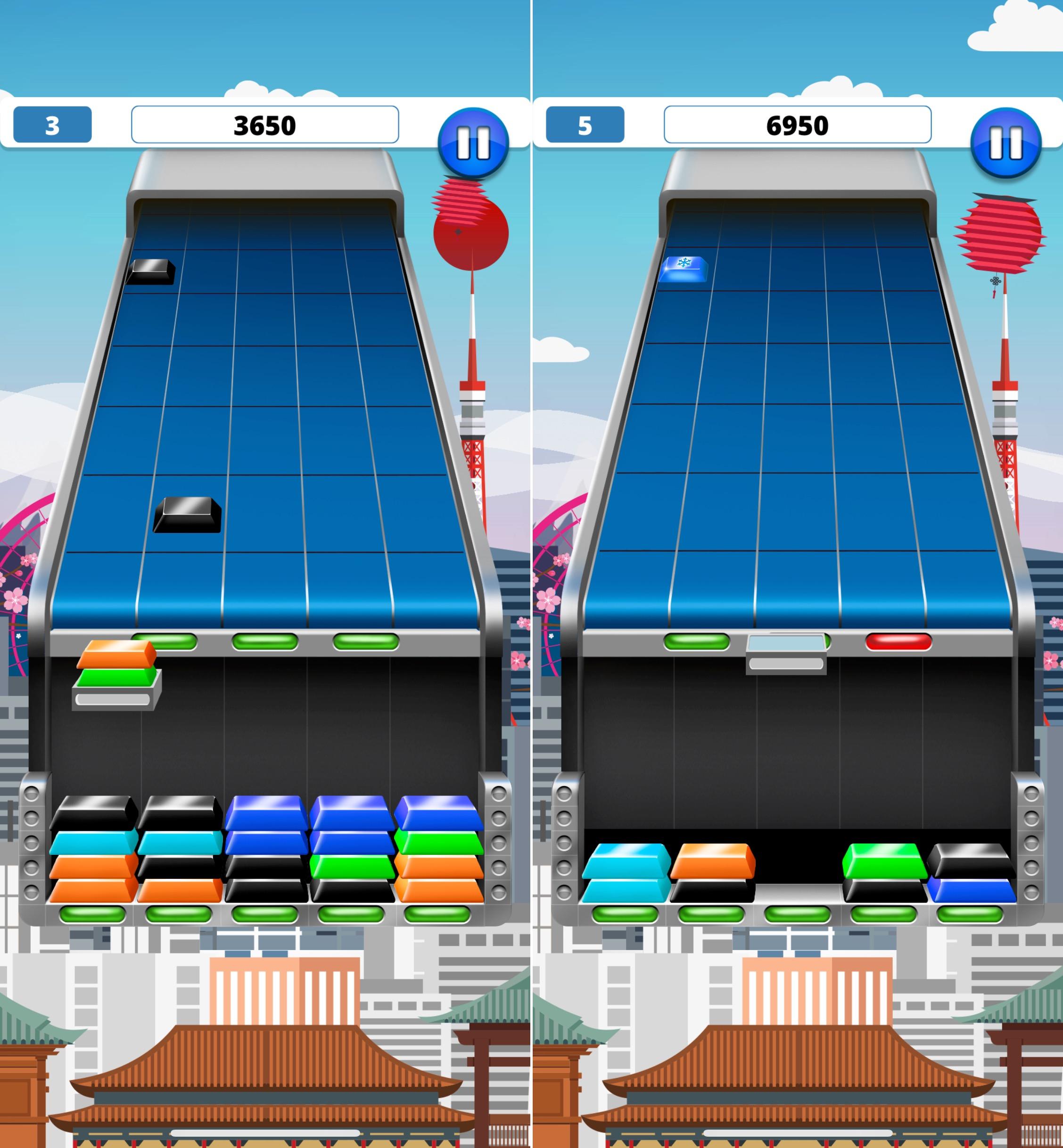 Mix De Tetris Et De Puissance 4, La Stratégie Et L'action D serapportantà Jeux Gratuit Puissance 4