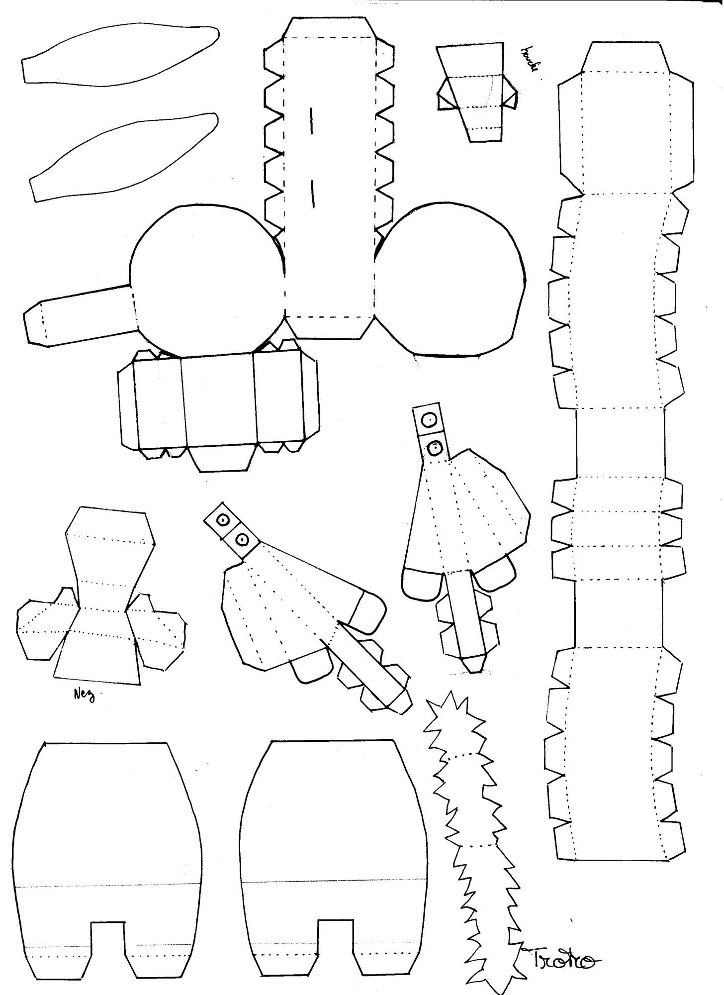 Modèle D'alphabet Papier 3D Inférieur » Beachkore.ml intérieur Modèle D Alphabet
