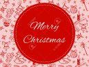 Modèle De Carte Joyeux Noël. Imprimer Avec Les Symboles De Vacances Sur  Fond Rose. Concevoir Pour Cadeau Ou Voeux Concept, Étiquette, Paquet, tout Carte Joyeux Noel À Imprimer
