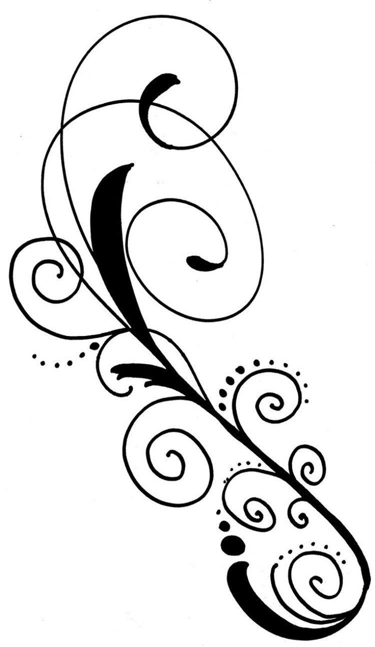 Modèle De Uage À Imprimer : 40 Dessins De Tattoos concernant Modele De Dessin Gratuit