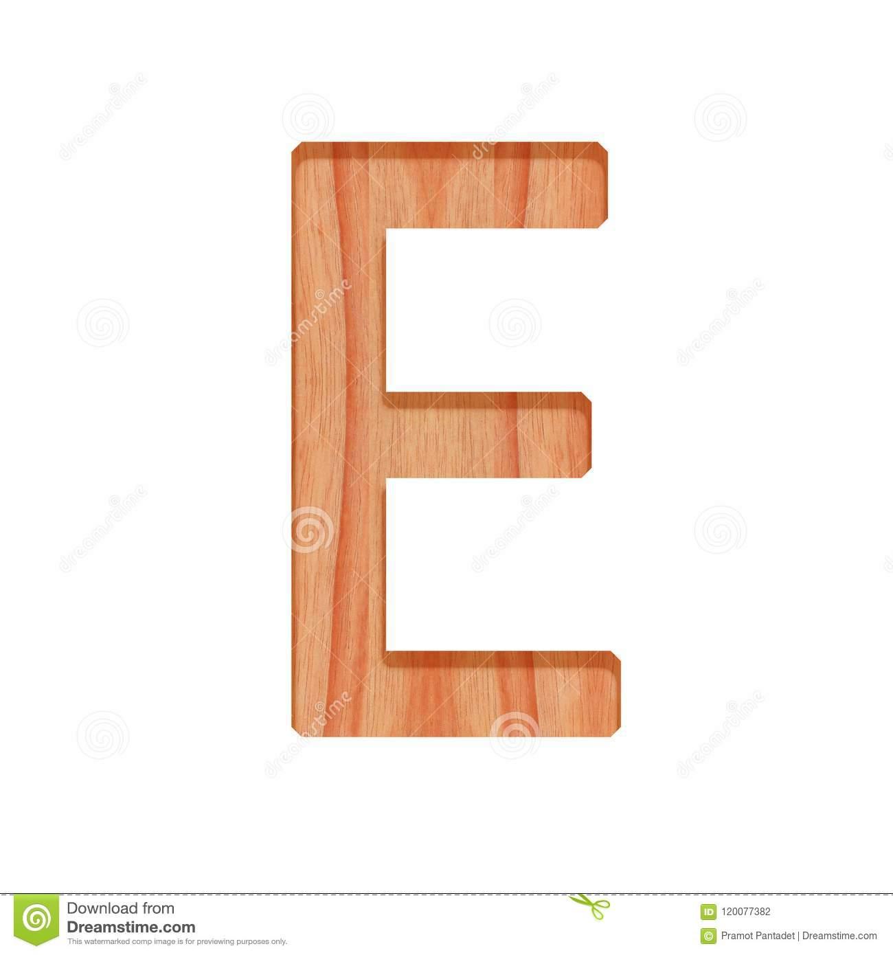 Modèle En Bois Beau 3D De Lettre D'alphabet De Vintage D encequiconcerne Modele Alphabet Majuscule