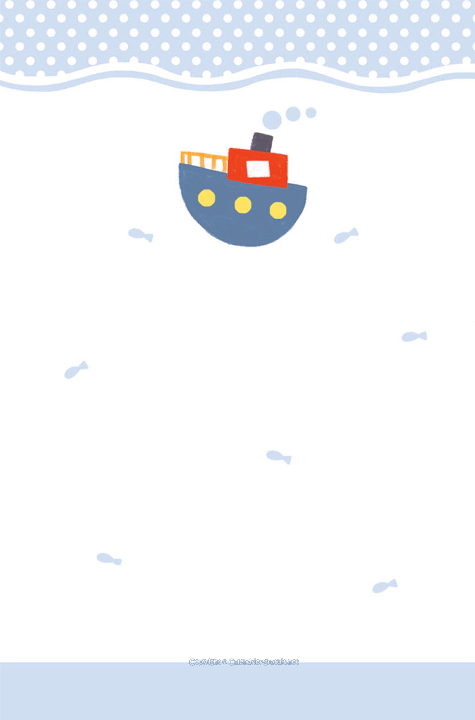 Modèle Papier À Lettre Mer pour Papier A Lettre Enfant