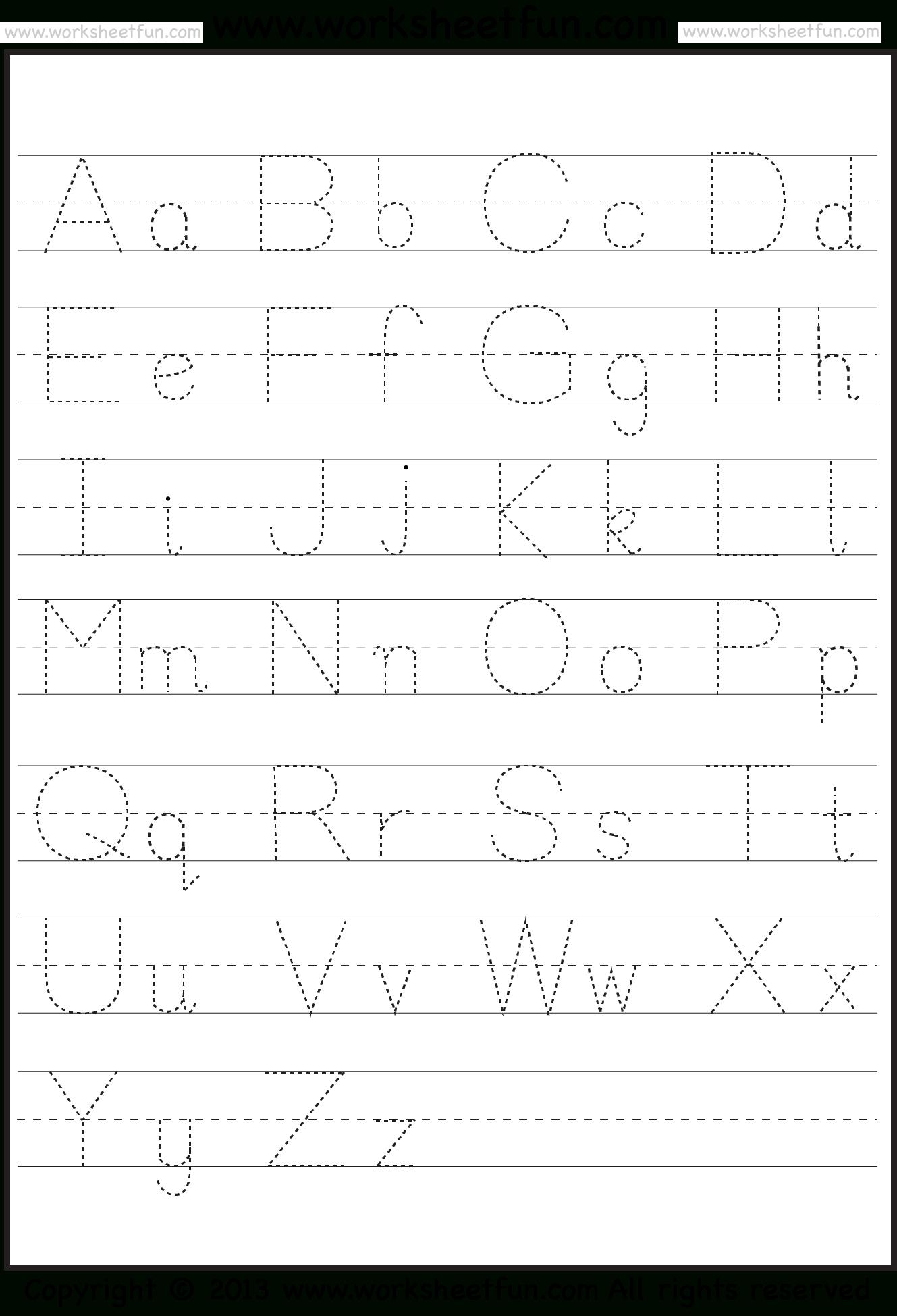 Modèles De Graphisme En Pointillé - Mykinglist dedans Alphabet En Pointillé A Imprimer