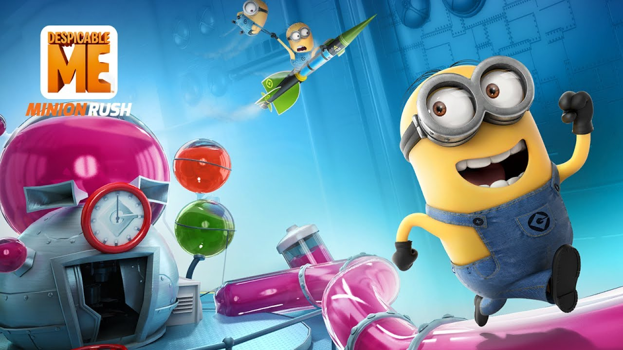 Moi Moche Et Mechant 3 - Minion Rush - Jeu Android Ios Pour Enfants #1 serapportantà Jeux Gratuit Pour Les Garcon