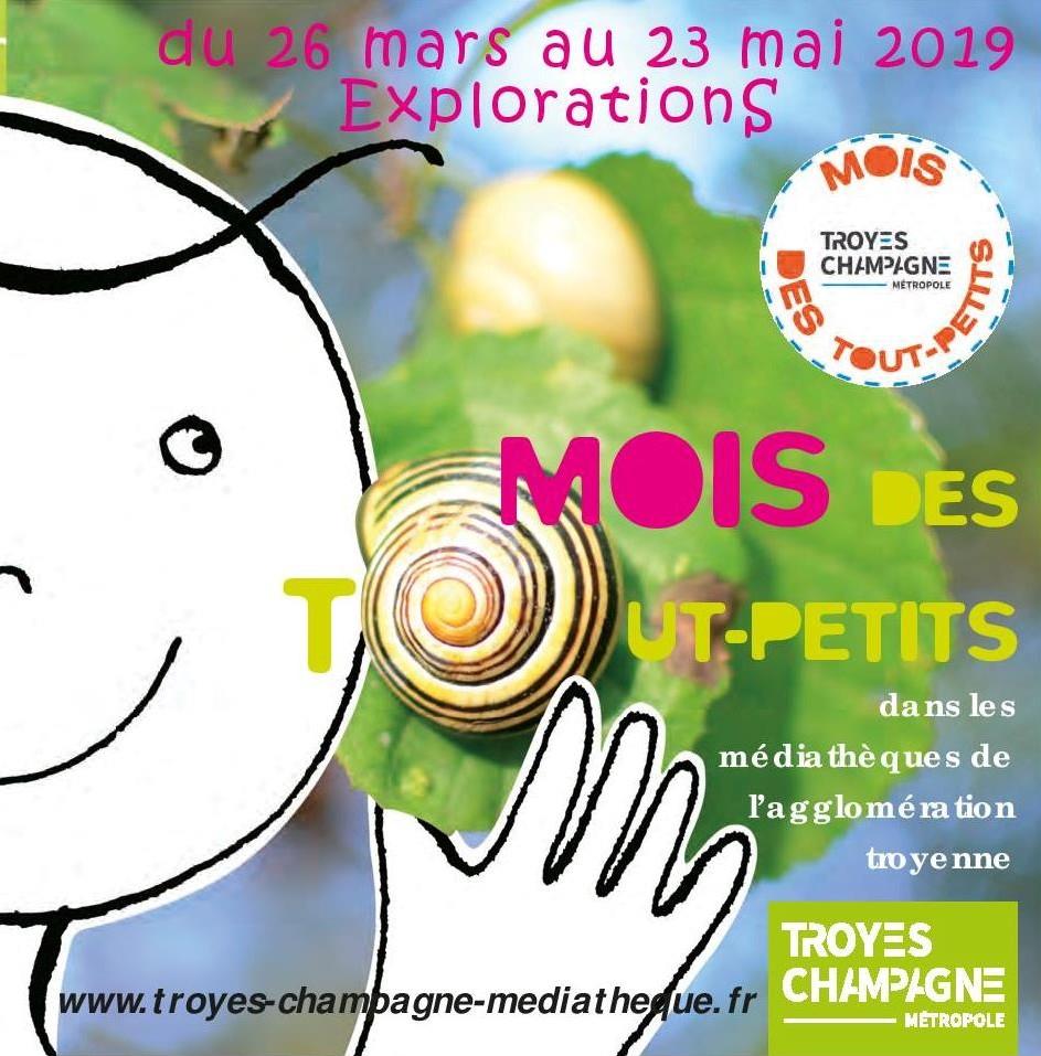 Mois Des Tout-Petits - Jeux À Sainte-Savine - Aube Champagne dedans Jeux Tout Petit