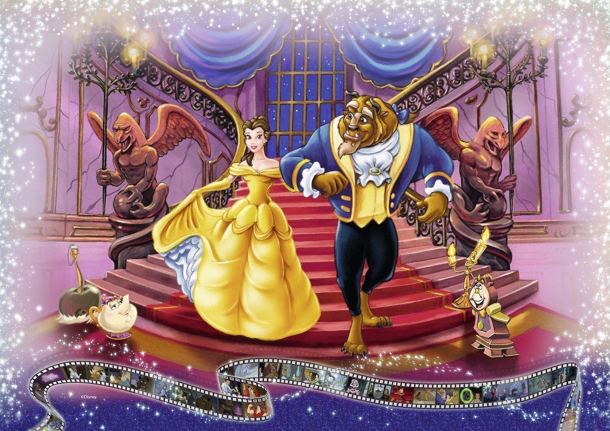 Moments Disney Inoubliables - 40320 Pièces Ravensburger avec Puzzle Gratuit Pour Fille De 3 Ans