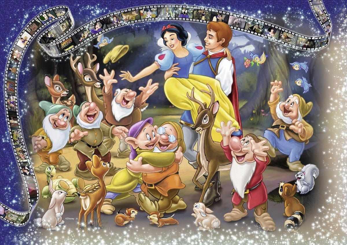 Moments Disney Inoubliables - 40320 Pièces Ravensburger destiné Puzzle Gratuit 3 Ans