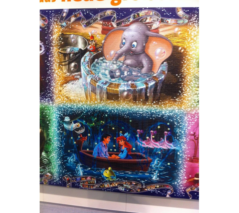 Moments Disney Inoubliables - 40320 Pièces Ravensburger serapportantà Puzzle Gratuit 3 Ans