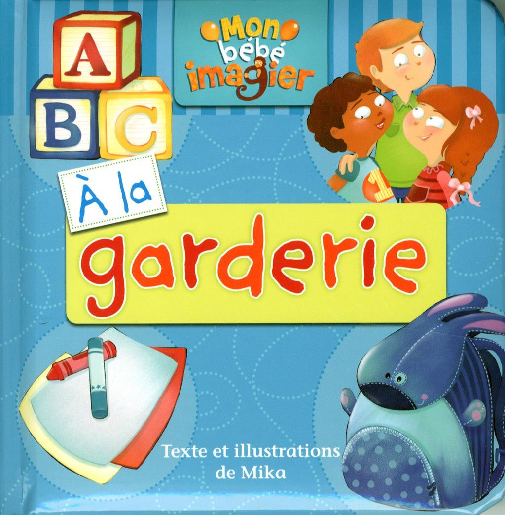 Mon Bébé Imagier - À La Garderie - Magasin En Ligne à Imagier Bébé En Ligne