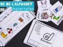 Mon Livre D'alphabet - Ecriture Maternelle - Momes encequiconcerne Apprendre L Alphabet En Francais Maternelle