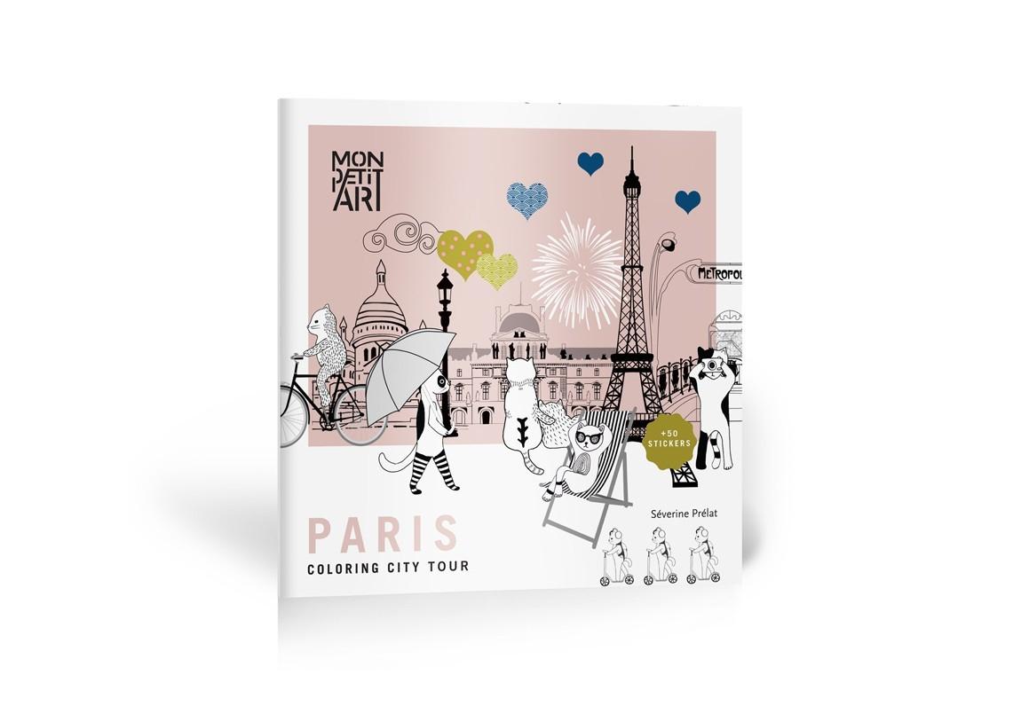 Mon Petit Art Livret De Coloriage City Tours Paris A Partir serapportantà Coloriage Aspirateur