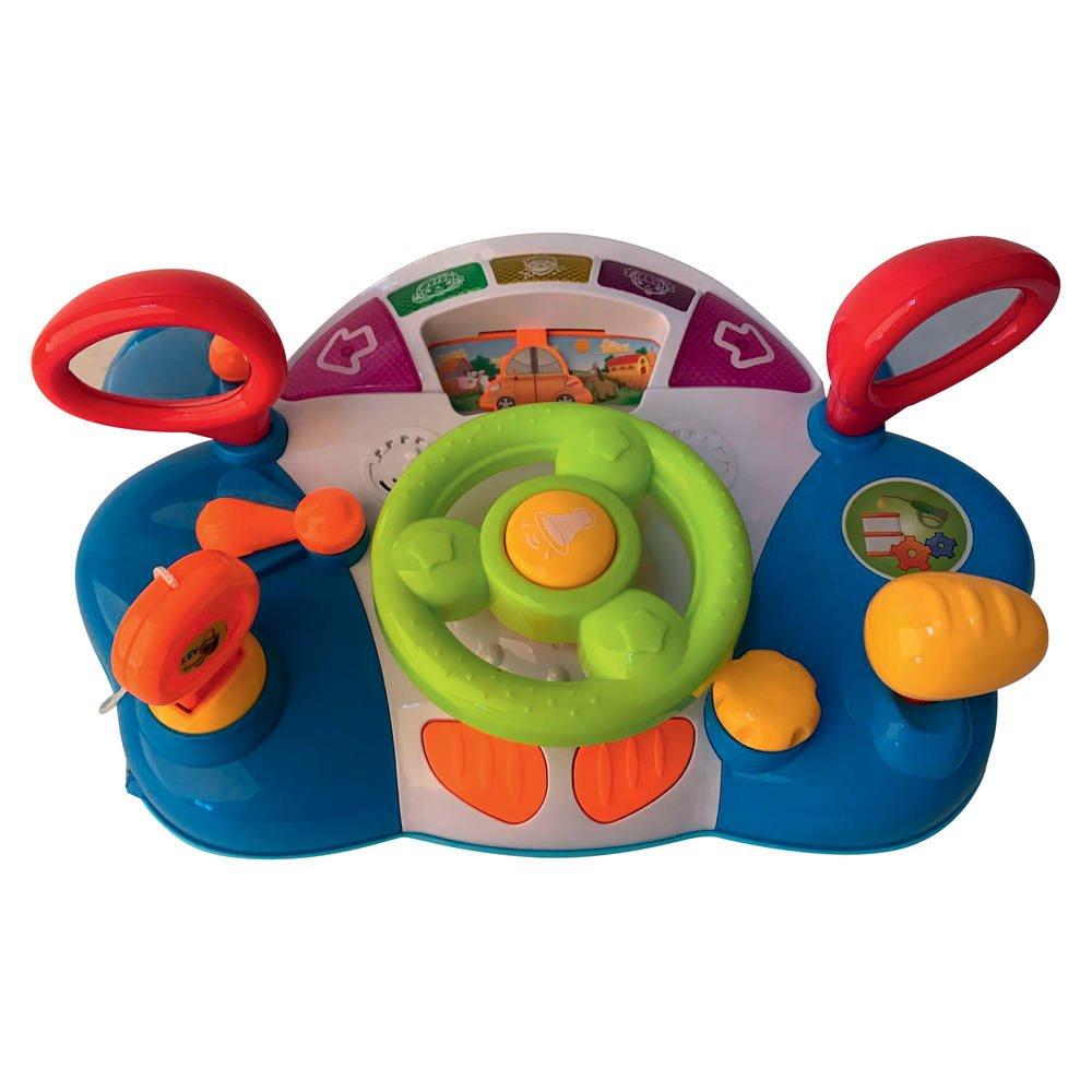 Mon Premier Volant destiné Jeux Voiture Bebe