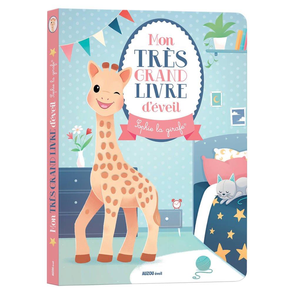 Mon Tres Grand Livre D'eveil Sophie A Girafe intérieur Jeux De Girafe Gratuit