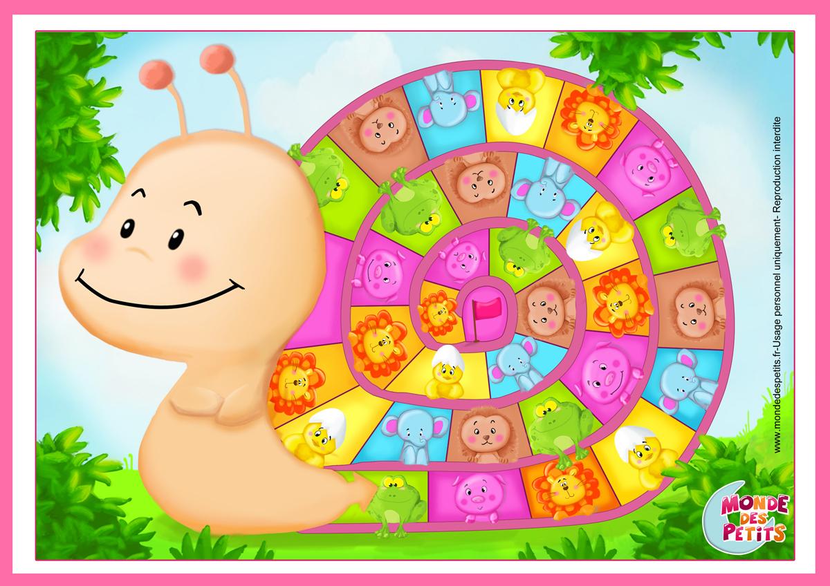 Monde Des Petits - Jeux De Société avec Jeux D Animaux Pour Fille