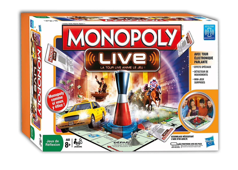 Monopoly Live - Hasbro avec Jeux Societe Interactif