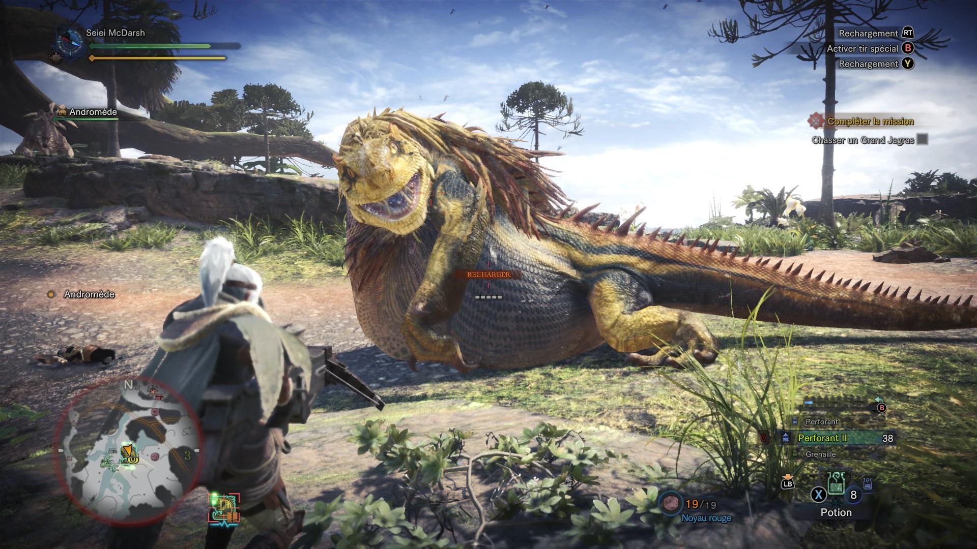 Monster Hunter World - Monster Hunter World Jouable concernant Jeux De Grand Gratuit