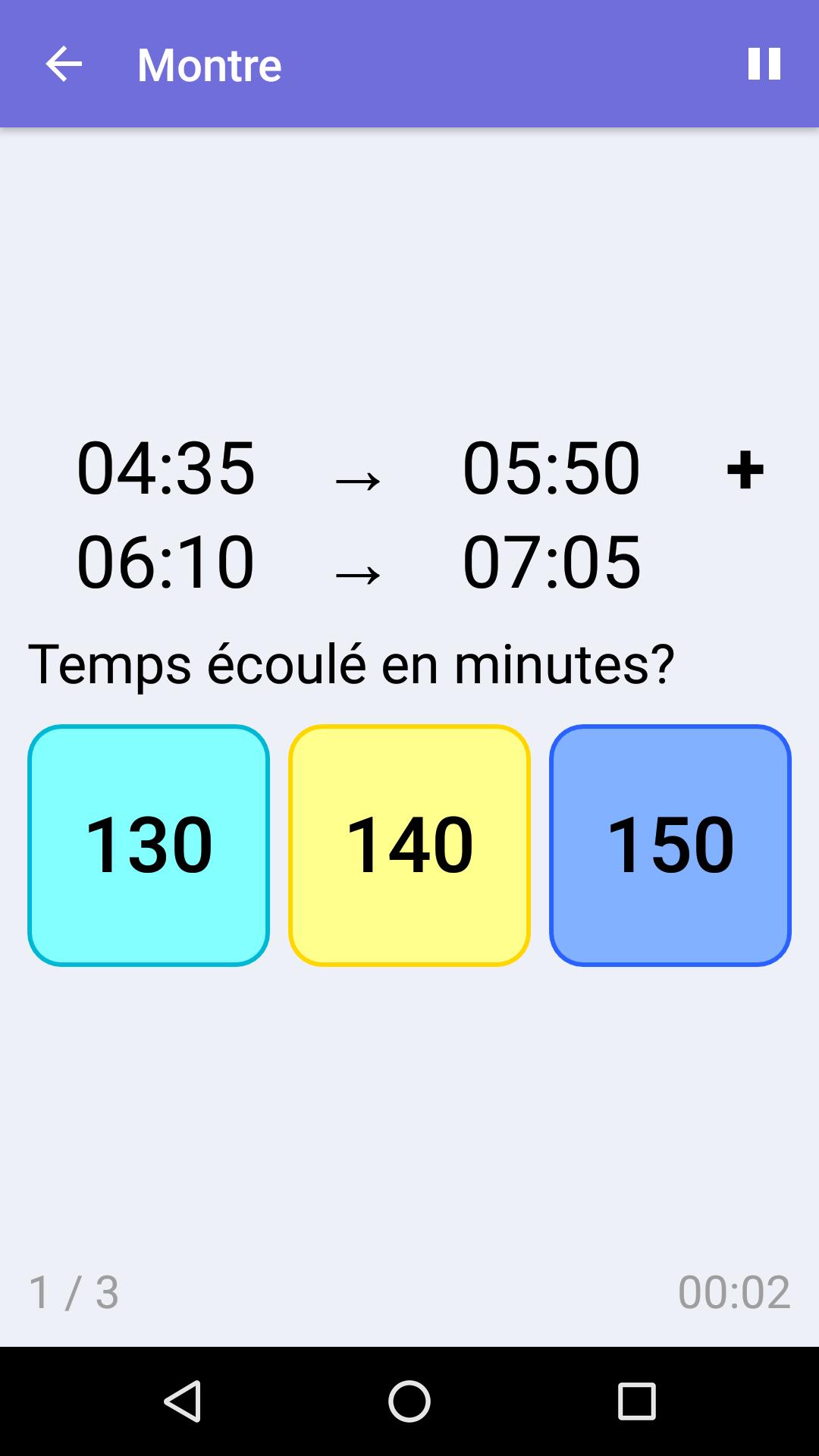 Montre : Jeu De Math Gratuit Pour Iphone & Android destiné Jeux De Maths Gratuit