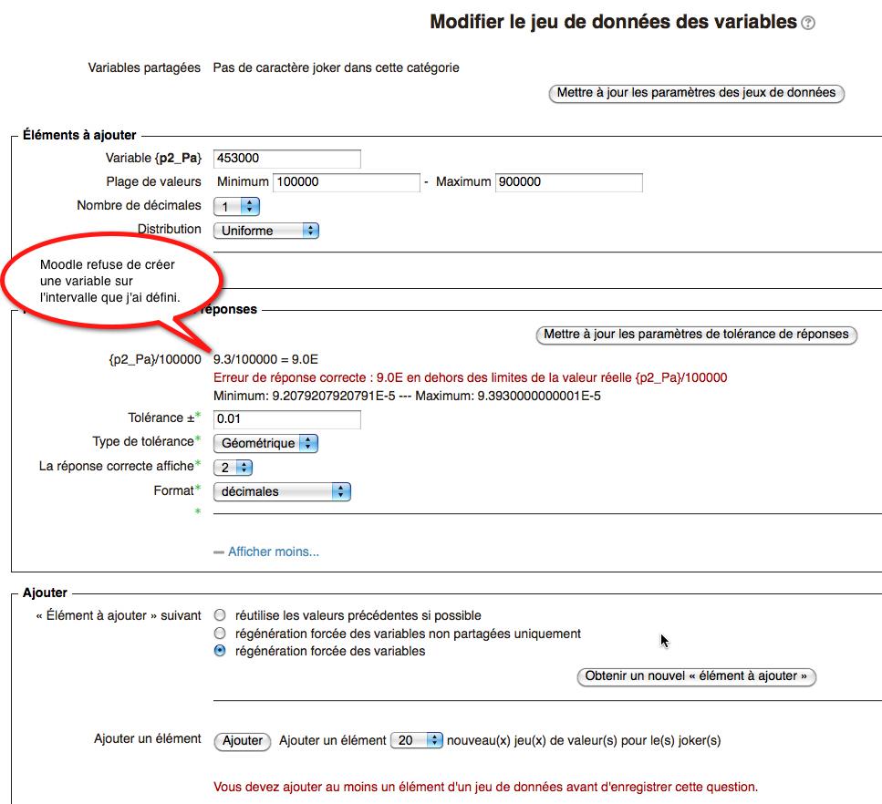 Moodle En Français: Jeu De Données Dans Les Questions Calculées intérieur Question Reponse Jeu