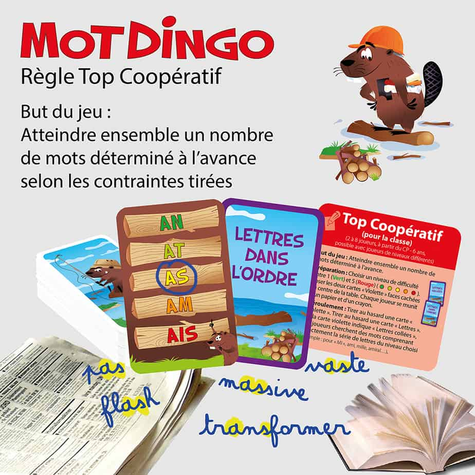 Motdingo - Jeu De Vocabulaire, Exploitation De Textes Et Construction De  Phrases serapportantà Jeux De Mots A Chercher