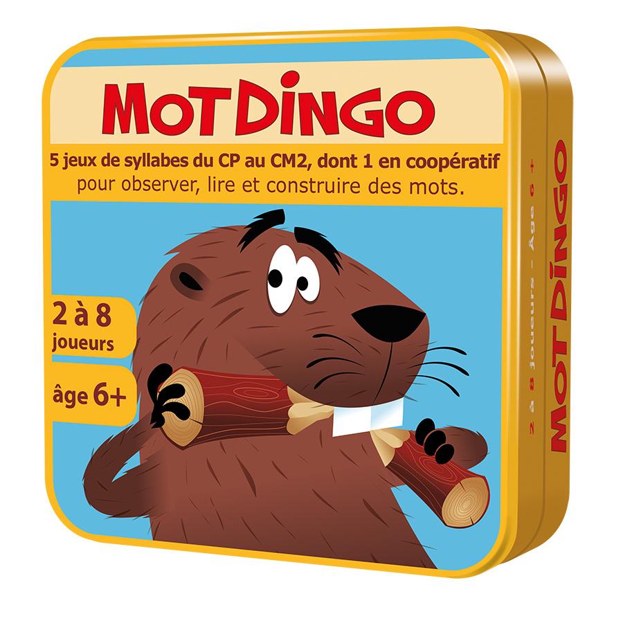 Motdingo serapportantà Jeux Educatif 5 6 Ans