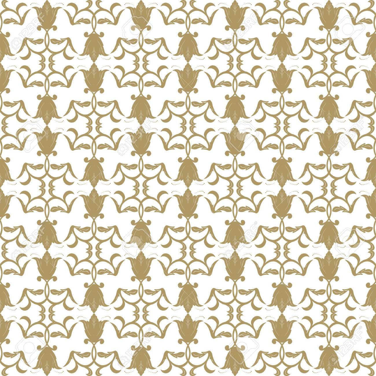 Motif Floral Floral Géométrique Élégant Moderne Pour Textile, Papier Peint,  Motifs De Remplissage, Couvertures, Surface, Imprimer, Découpage destiné Decoupage A Imprimer