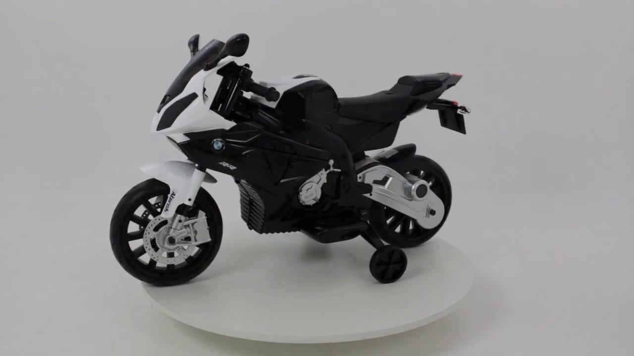 Moto Bmw Noire Pour Enfant tout Mot Pour Enfant