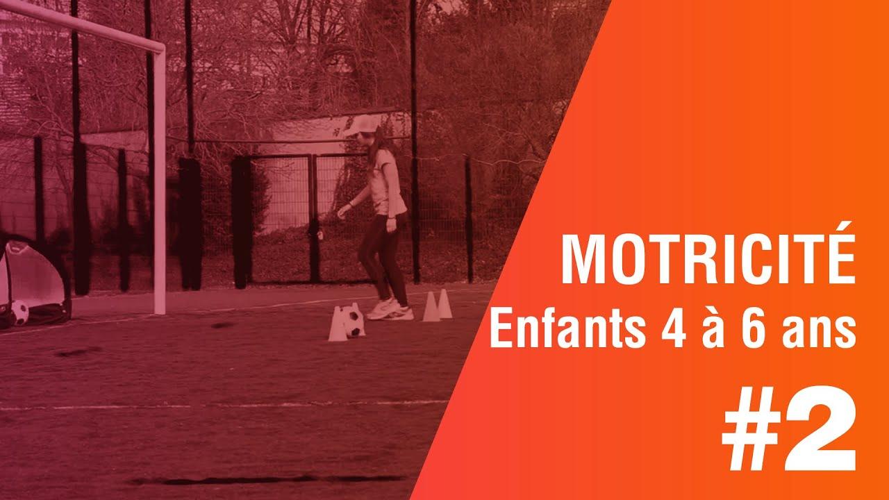 Motricité, Parcours N° 2, Enfants De 4 À 6 Ans encequiconcerne Exercice Pour Enfant De 4 Ans