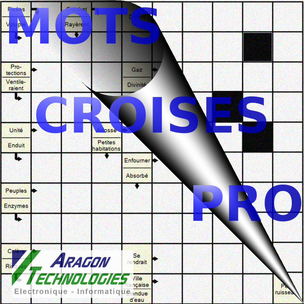Mots Crois S Pro G N Rateur De Grilles De Mots Fl Ch S avec Mots Fleches Solutions Gratuites