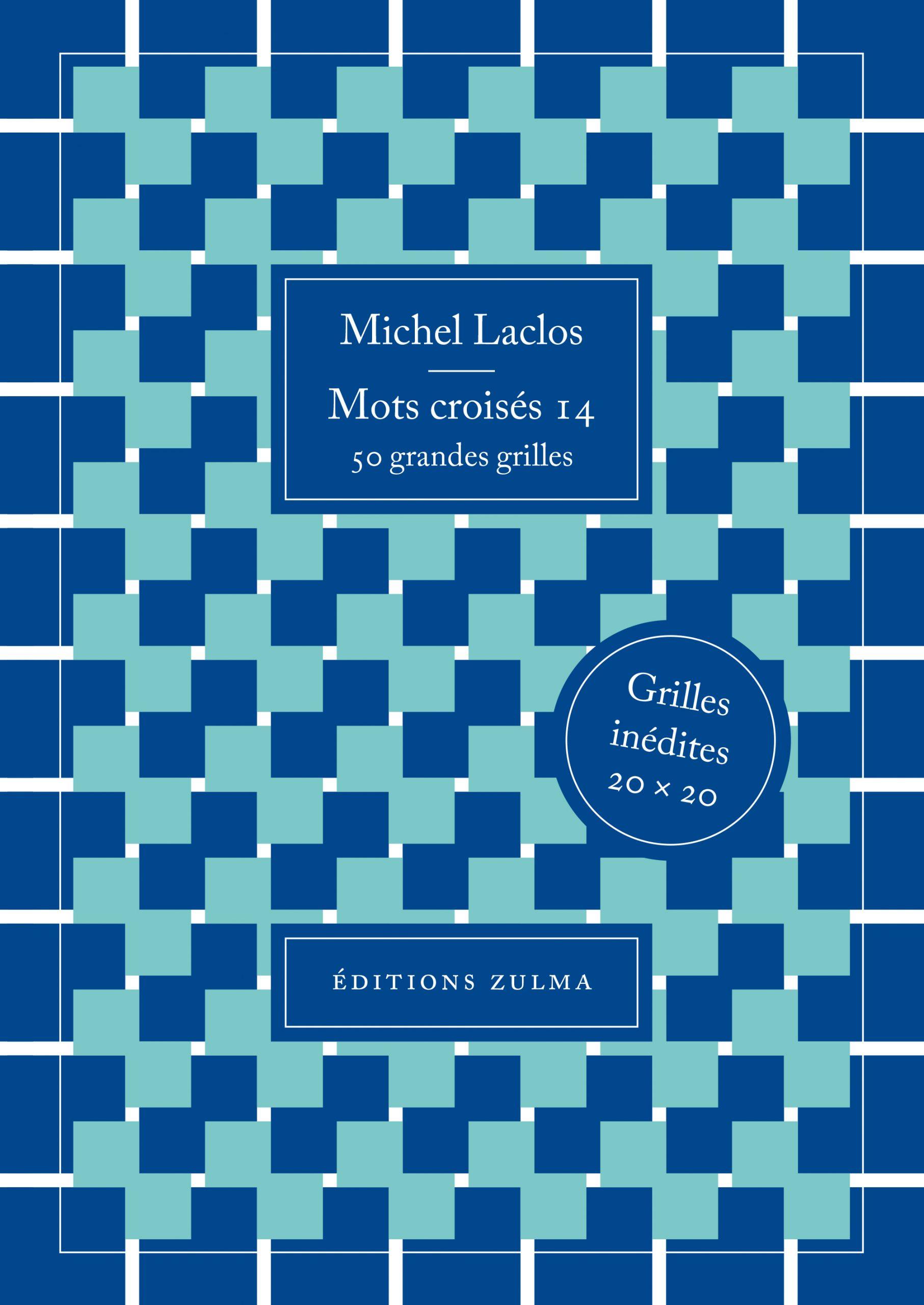 Mots Croisés 14 - Editions Zulma encequiconcerne Mots Croisés A Imprimer