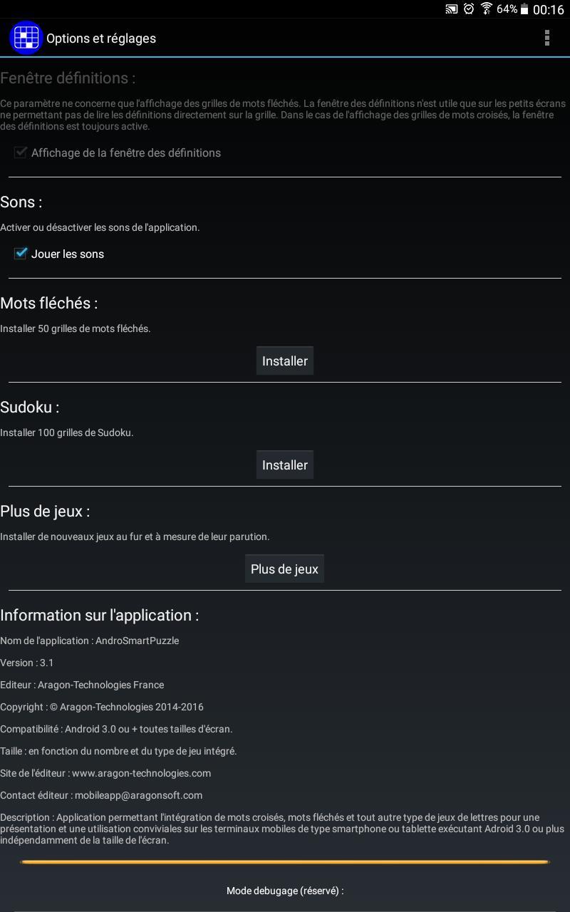 Mots Croisés Gratuits For Android - Apk Download destiné Jeux De Lettres Gratuits